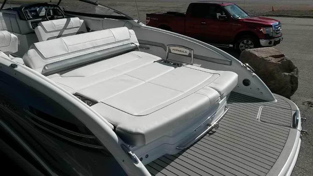 2015 Formula boat for sale, model of the boat is 270 BR & Image # 6 of 10